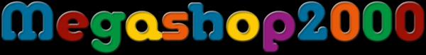 Megashop 2000 - Spielzeug und Modellbauhandel-Logo