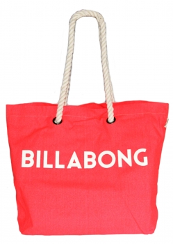 Billabong Essential Bag Shopper Red Hot Schultertasche Handtasche