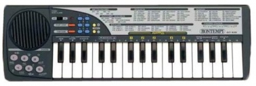 Bontempi Digitales Keyboard GT 530 - BW