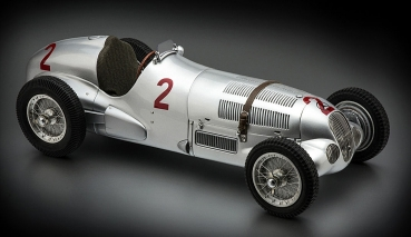 CMC M-114 - Mercedes Benz W125 GP Donington Nr. 2 1937 1:18