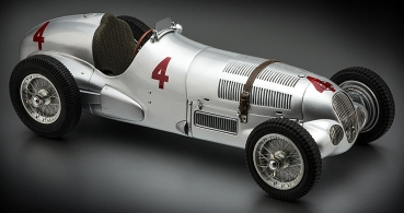 CMC M-116 - Mercedes-Benz W125 GP Donington Nr. 4 1937 1:18
