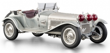 CMC M-142 - Alfa Romeo 6C 1750 GS Clear Finish 1930 1:18