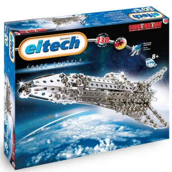 Eitech C 04 Construction Metallbaukasten - Space Shuttle