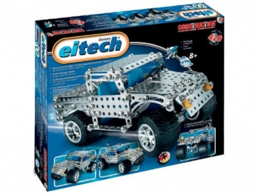 Eitech C 09 Construction Metallbaukasten - Jeeps