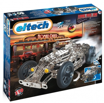 Eitech C 14 Construction Metallbaukasten - Hot Rod