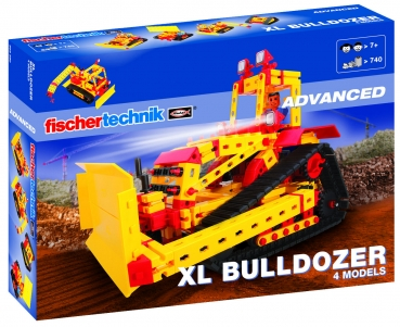 Fischertechnik 505280 - Advanced XL Bulldozer