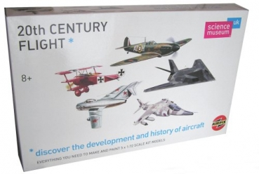 Airfix A50057 - 20th Century Flight Collection