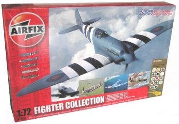 Airfix A50065 - BBMF Fighter Collection