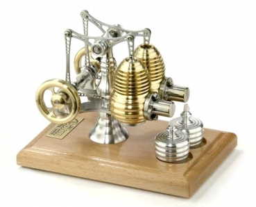 Stirlingmotor Böhm HB18-SO2 - Stirling Engine - Stirling Motor