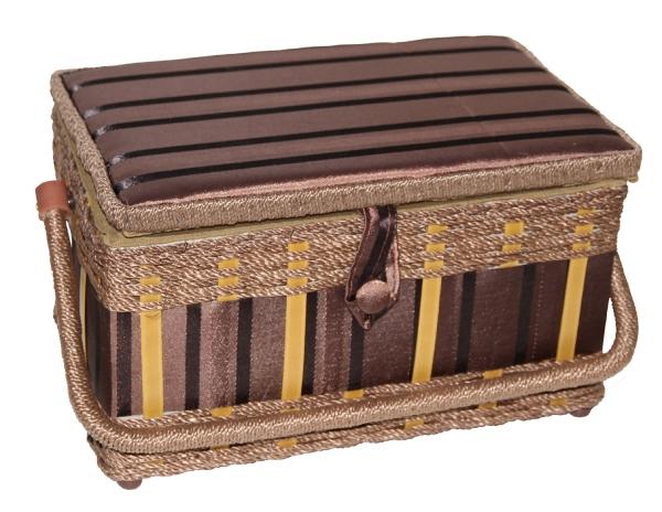 megashop 2000 n hkasten rechteckig braun gef llt mit ber 150 teile inhalt. Black Bedroom Furniture Sets. Home Design Ideas